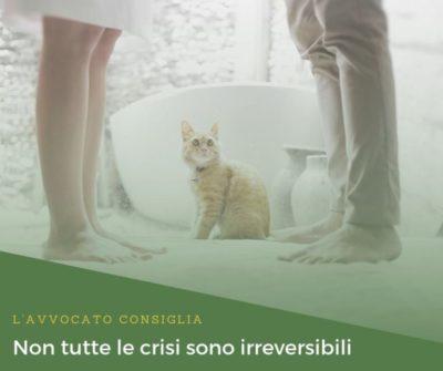 Non tutte le crisi sono irreversibili